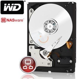 "Western Digital WD60EFRX Red 6TB 64MB 5400Rpm Sata3 3.5"" NAS Disk"