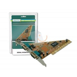 Digitus DS-33001 2 Port Seri RS-232 PCI Kart