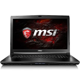 MSI GL72 7RD-292XTR Core i7-7700HQ 8GB 128GB SSD 1TB GTX1050 17.3 Full HD FreeDos