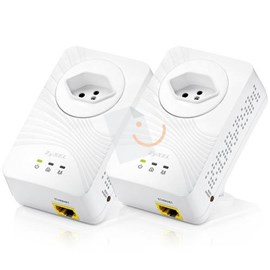ZyXEL PLA4211 500Mbps HomePlug AV Powerline Ethernet Adaptör Kiti