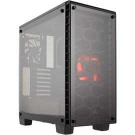 Corsair CC-9011099-WW Crystal 460X Temperli Cam Mid-Tower PSUsuz ATX Kasa