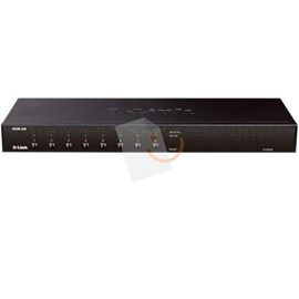D-Link KVM-440 8Port Klavye Mouse VGA Switch