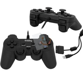 Frisby FGP-505PU Titreşim Analog Pc/Ps2/Ps3 Usb Game Pad