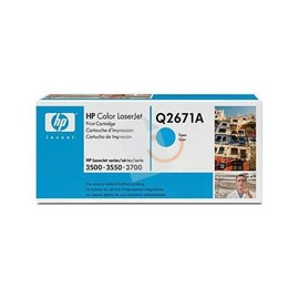 HP Q2671A Color LaserJet Mavi Toner 3500 3550