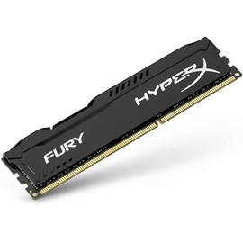 HyperX HX316C10FB/8 Fury Black 8GB 1600MHz DDR3 CL10