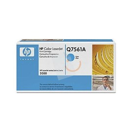 HP Q7561A Color LaserJet Mavi Toner 2700 3000
