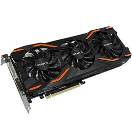 Gigabyte GV-N1080WF3OC-8GD WINDFORCE OC GeForce GTX 1080 8GB GDDR5X 256Bit 16x