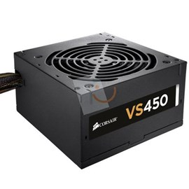 Corsair CP-9020096-EU VS Serisi VS450 80+ 450Watt 120mm Fanlı PSU