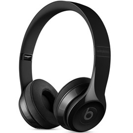 Beats Solo3 Wireless On-Ear Headphones Parlak Siyah