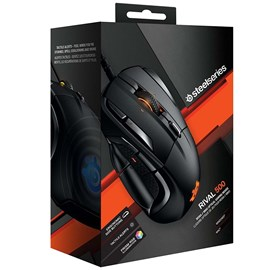 Steelseries Rival 500 MMO/MOBA 15 Tuşlu 16K Optik Siyah Gaming Mouse