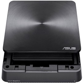 Asus VivoPC VM65-G075M Core i7-7500U 8GB 1TB FreeDos Wi-Fi ac HDMI DP Mini Pc (KM Yok)