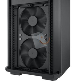 Corsair CC-9011015-WW Obsidian Series 550D Mid Tower Siyah Mesh Panel PSUsuz Kasa