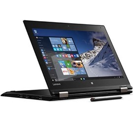 Lenovo 20FD001WTX ThinkPad Yoga 260 Core i7-6500U 8GB 256GB SSD 12.5 Full HD Win 7/10 Pro
