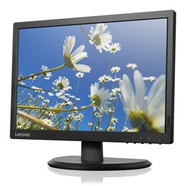 "Lenovo 60DFAAR1TK ThinkVision E2054 19.5"" 7ms HD+ D-Sub IPS Monitör"