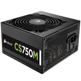 Corsair CP-9020078-EU CS Serisi Modüler CS750M 750Watt 80 Plus Gold Psu
