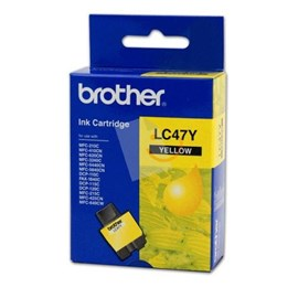 Brother Lc47Y Sarı Mürekkep