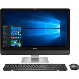"Dell Inspiron AIO 5488 FTB40W81C Core i5-7400T 8GB 1TB G930MX 4GB 23.8"" Full HD Touch Win 10"