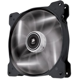 Corsair CO-9050017-WLED Air Series AF140 LED White Quiet Edition Yüksek Hava Akışlı 140mm Fan