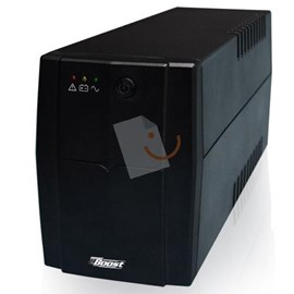Power Boost 1000VA Line Interaktif UPS (LED) Siyah