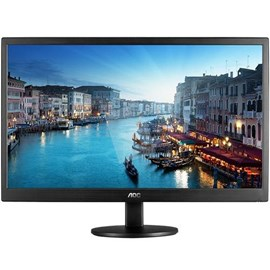 "AOC E2770SH 27"" 1ms Full HD D-Sub DVI HDMI Siyah Led Monitör"