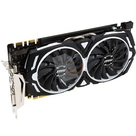 MSI GeForce GTX 1070 ARMOR 8GB OC GDDR5 256Bit HDMI DP 16x