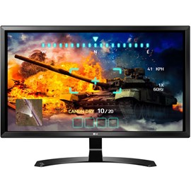 "LG 27UD58-B 27"" 5ms Ultra HD 4K FreeSync 2xHDMI DP IPS Oyuncu Monitörü"
