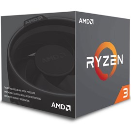 AMD RYZEN 3 1300X Wraith 3.7GHz+ Turbo 10MB 65W AM4 14nm İşlemci