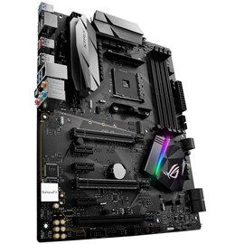 Asus ROG STRIX B350-F GAMING DDR4 M.2 HDMI DP 16x Ryzen AM4 ATX