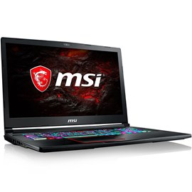 MSI GE73VR 7RE-084XTR Raider Core i7-7700HQ 32GB 256GB SSD 1TB GTX1060 6GB 17.3 Full HD 120Hz 3ms FreeDOS