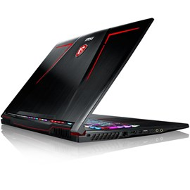 MSI GE73 7RD-013XTR Raider Core i7-7700HQ 16GB 256GB SSD 1TB GTX1050 Ti 4GB 17.3 Full HD 120Hz 3ms FreeDOS
