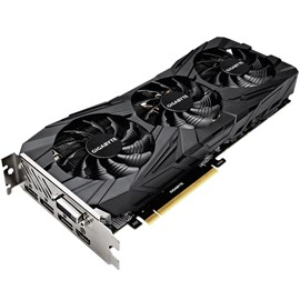 Gigabyte GV-N108TGAMINGOC BLACK-11GD GeForce GTX 1080 Ti Gaming OC BLACK 11GB GDDR5X 352Bit 16x