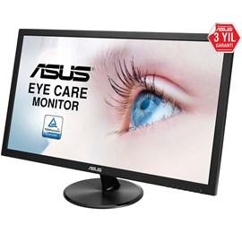 "Asus VP229DA 21.5"" 5ms Full HD D-Sub Hoparlör Led Monitör"