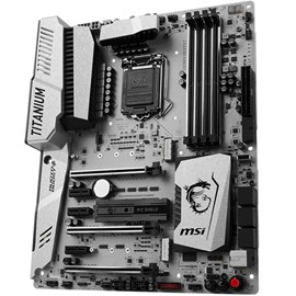 MSI Z270 MPOWER GAMING TITANIUM DDR4 M.2 U.2 HDMI DP Killer 16x Lga1151