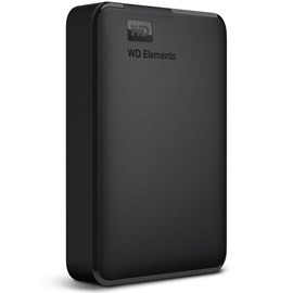 Western Digital WDBU6Y0030BBK-WESN Elements Portable 3TB 2.5 USB 3.0 Siyah