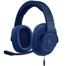Logitech G433 Surround 7.1 Gaming Kulaklık Royal Blue 981-000687