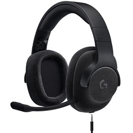 Logitech G433 Surround 7.1 Gaming Kulaklık Triple Black 981-000668