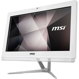 "MSI PRO 20EX 7M-025XTR Beyaz Core i3-7100 4GB 1TB 19.5"" HD+ FreeDos"