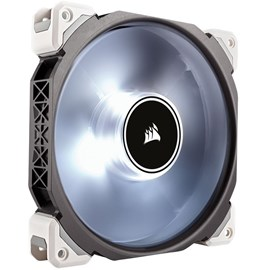 Corsair CO-9050046-WW ML140 PRO LED Beyaz 140mm PWM Premium Magnetic Levitation Fan