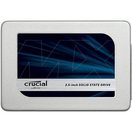 "Crucial CT525MX300SSD1 MX300 525GB SATA 2.5"" 7mm SSD 530/510MB/s"