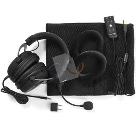 HyperX KHX-HSCP-GM Cloud II 7.1 Surround Usb Metal Gri Gaming Kulaklık