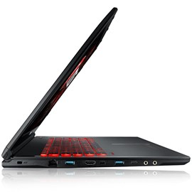 MSI GV72 7RD-1266XTR Core i7-7700HQ 16GB 128GB SSD 1TB GTX1050 17.3 Full HD FreeDos