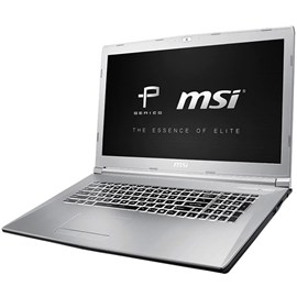 "MSI PE72 7RD-1269XTR Core i7-7700HQ 8GB 128GB SSD 1TB GTX1050 4GB 17.3"" Full HD 120Hz 3ms FreeDOS"