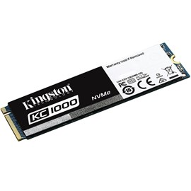 Kingston SKC1000/240G 240GB M.2. 2280 NVMe PCIe Gen3 x4 SSD 2700/900MB/s