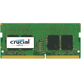 Crucial CT4G4SFS8213 4GB DDR4 2133MHz CL15 SODIMM Single