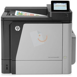 HP CZ255A Color LaserJet Enterprise M651n Usb Ethernet A4 Yazıcı
