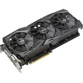 Asus ROG-STRIX-RX580-T8G-GAMING Radeon RX 580 TOP Edition 8GB GDDR5 256Bit 16x