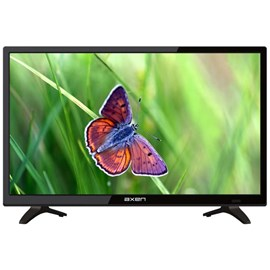 "Axen 24"" TRAXLEDM024131200 MTR HD Led TV Siyah"