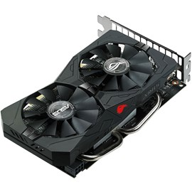 Asus ROG-STRIX-RX560-O4G-GAMING RX 560 OC Edition 4GB GDDR5 128Bit 16x
