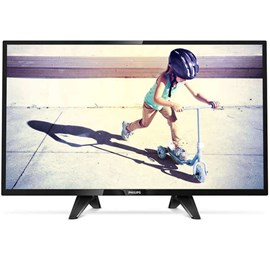 "Philips 32PHS4132/12 32"" 80cm HD Ready Uydu Alıcılı Led TV"