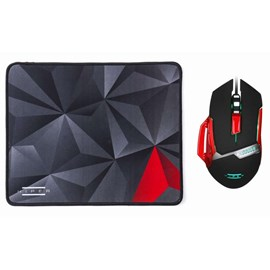 Hiper Naga X80 Gaming Mouse ve Mousepad Set